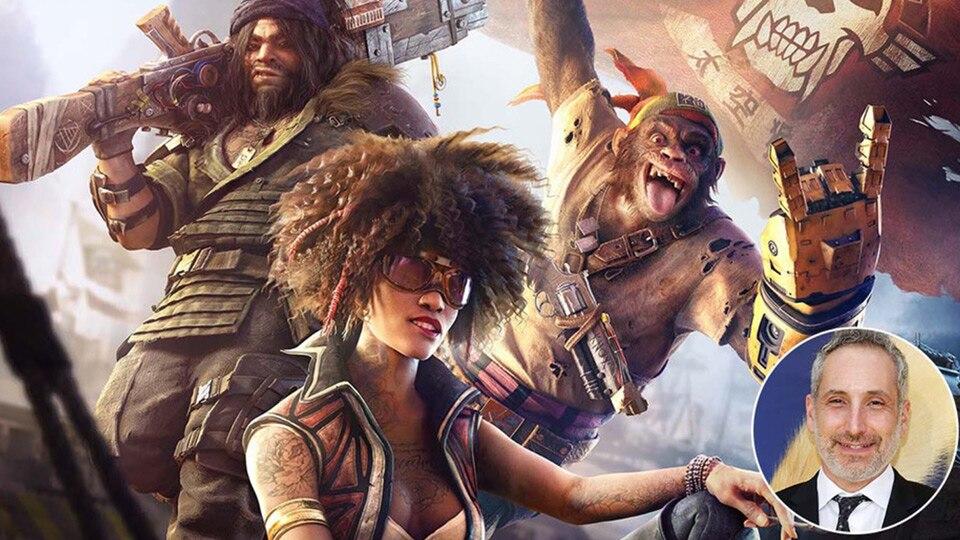 Ubisoft Entertainment - Film TV Category - BGE Adaption Thumbnail