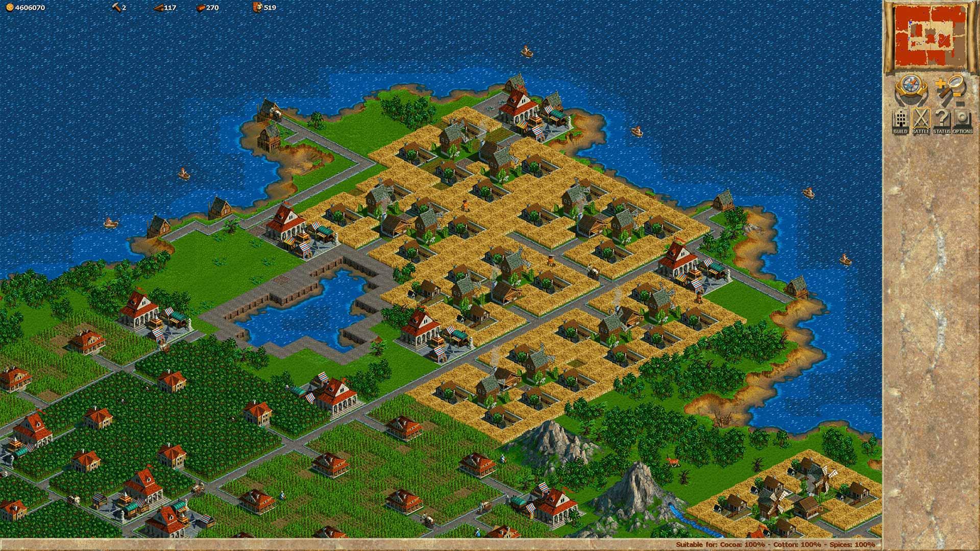 Anno 1602 Farms