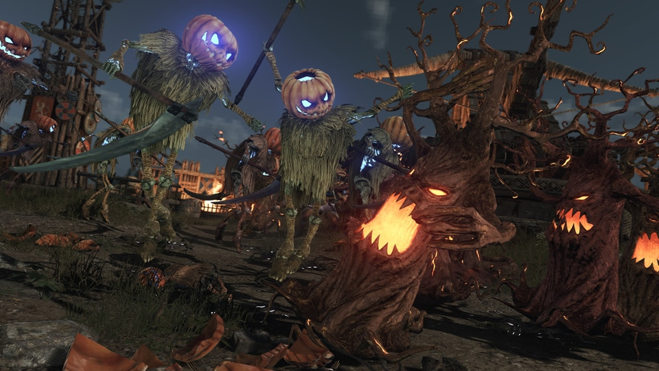 [UN] [News] For Honor Celebrates Halloween with Monsters of the Otherworld Event - pumpkinvtree