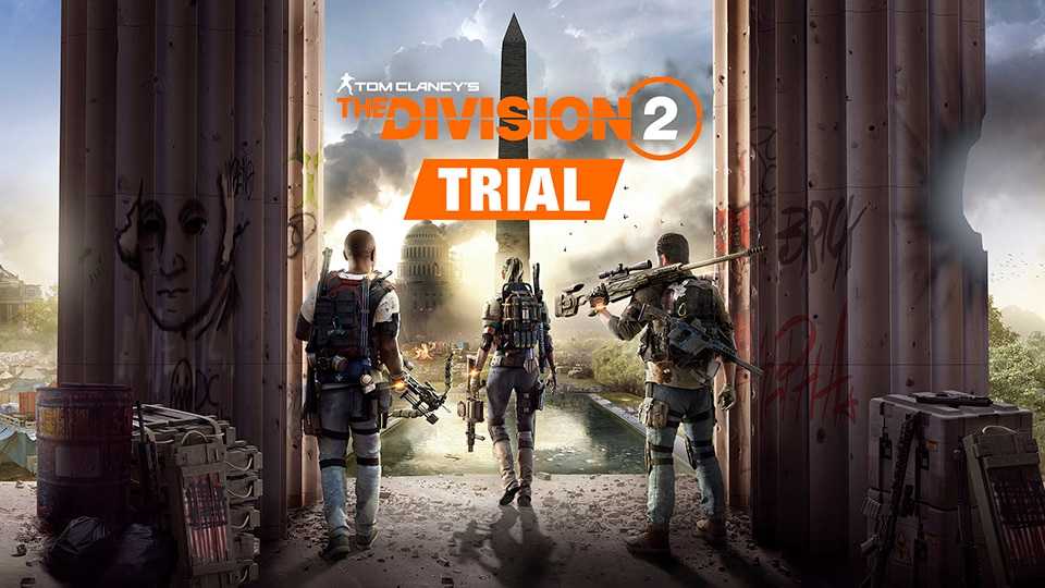 [TCTD2]The_Division_Free_Trial