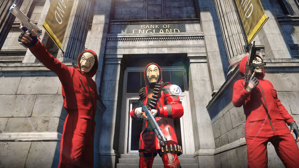 """Watch Dogs: Legion """"Money Heist"""" Mission Out Now - Image 1"""